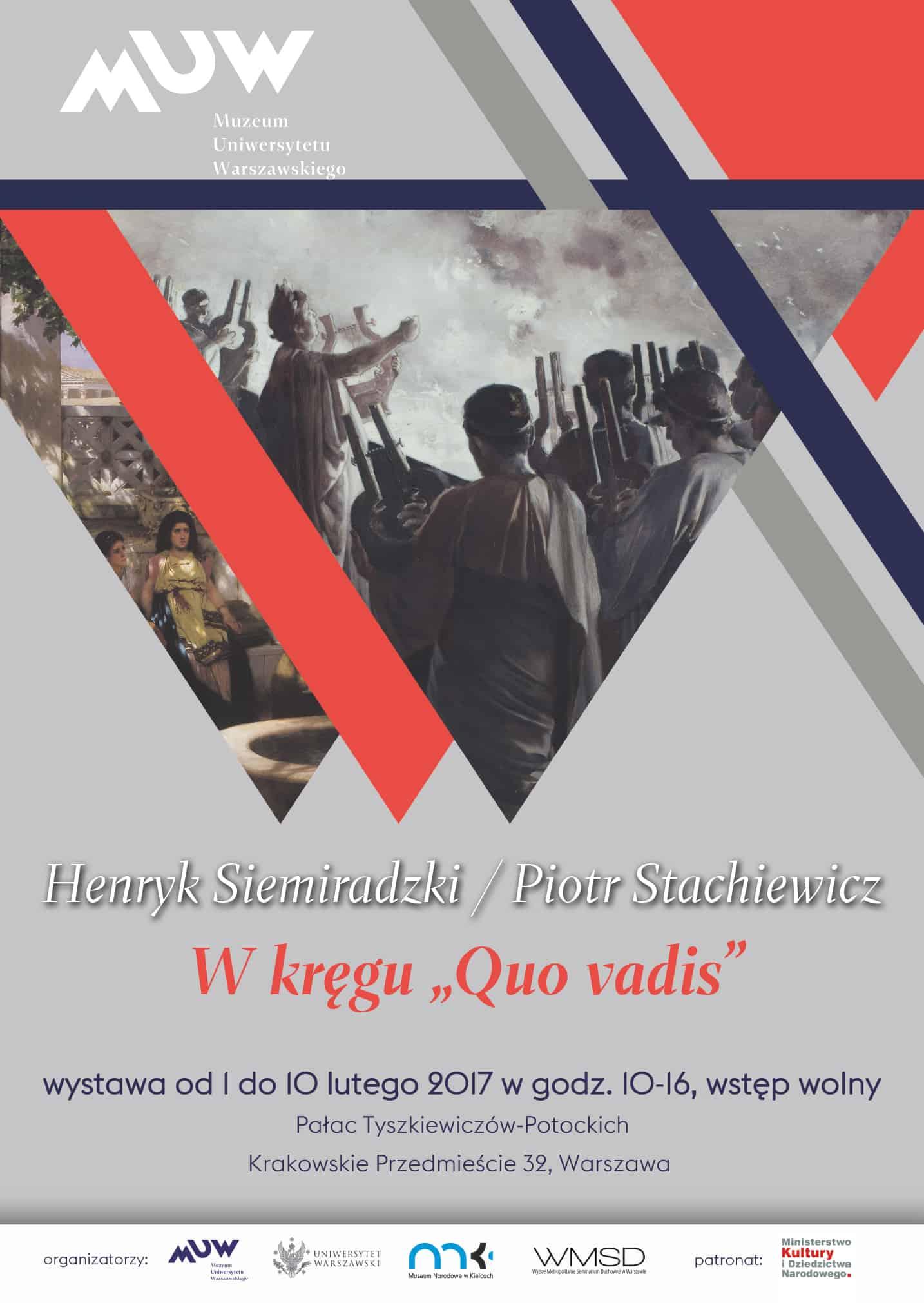 Sienkiewicz plakat