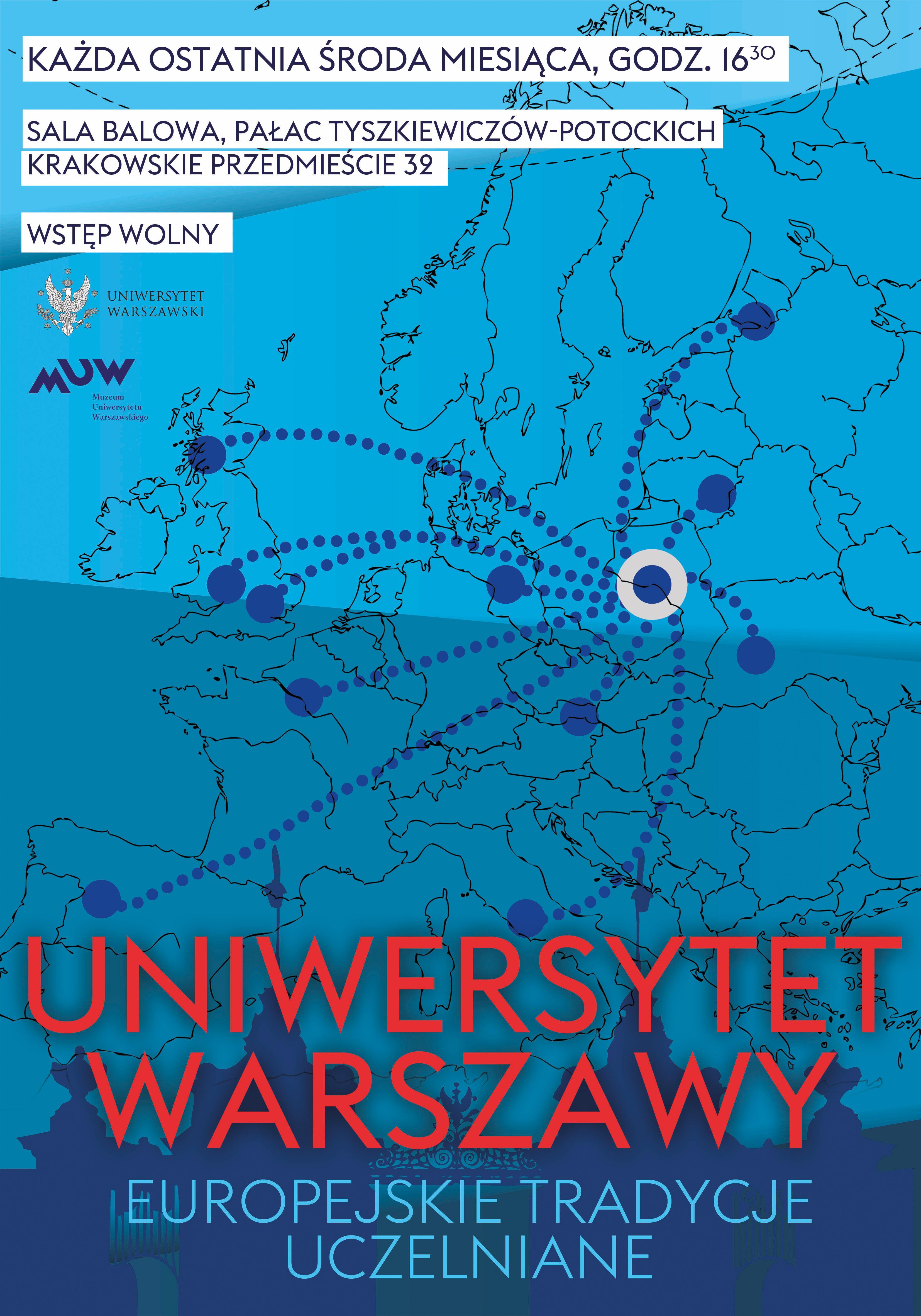 Plakat UW 2018