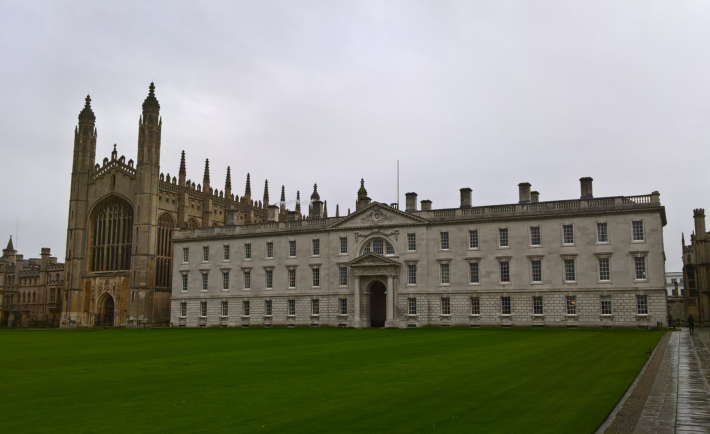 King's College w Cambridge